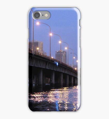 Twilight on the Gold Coast iPhone Case/Skin