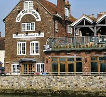 The Old Granary Pub And Restaurant, Wareham by lynn carter