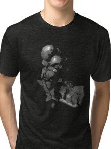 Siegmeyer wall Tri-blend T-Shirt