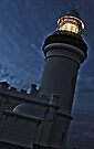 Byron Bay lighthouse by EblePhilippe