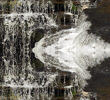 Falls Mill Mirrored by Charldia