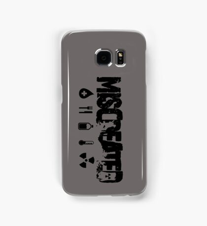 Miscreated Design 2 Grey (Official) Samsung Galaxy Case/Skin