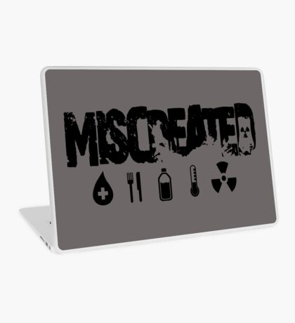 Miscreated Design 2 Grey (Official) Laptop Skin