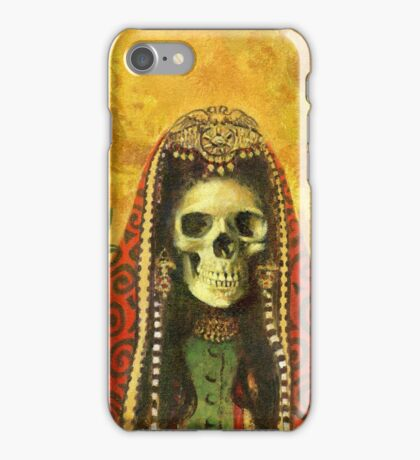 Gothic Sorceress iPhone Case/Skin