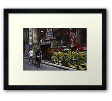 Youth Framed Print