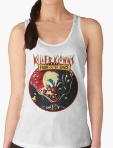 Killer Klowns From outer Space Women's Tank Top