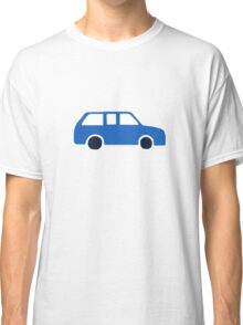 Paper towns minivan Classic T-Shirt