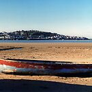 Beached at Instow by Kezzarama