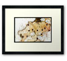 Greater Dog- Canis Major-Sirius Framed Print