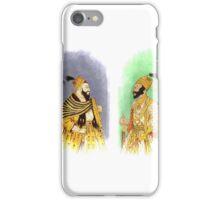 Mughal Emperors  iPhone Case/Skin