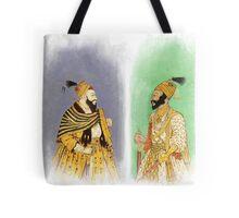 Mughal Emperors  Tote Bag