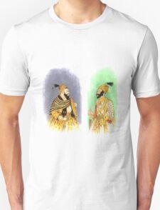 Mughal Emperors  Unisex T-Shirt