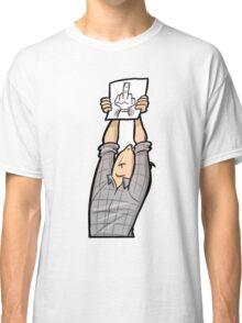 Schisslaweng - Die Meinung Classic T-Shirt