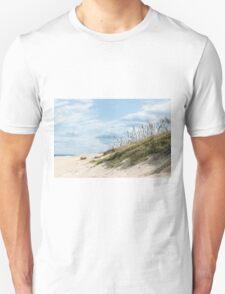 Beach Grass on Dunes T-Shirt