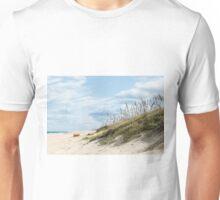 Beach Grass on Dunes Unisex T-Shirt