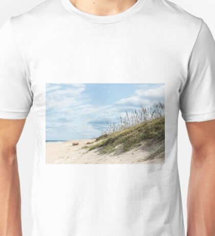 Beach Grass on Dunes Unisex T-Shirt