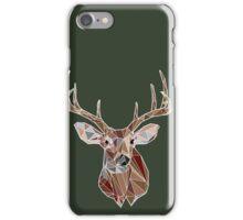 Geometric Buck iPhone Case/Skin