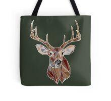 Geometric Buck Tote Bag