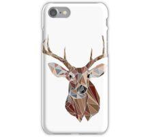 Geo Buck iPhone Case/Skin