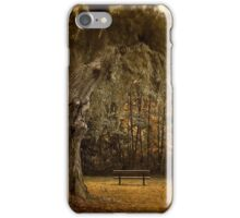 Autumn Respite iPhone Case/Skin