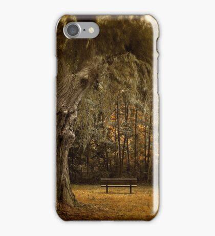 Autumn Respite iPhone Case/Skin