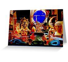 Astrology Advisory Greeting Card