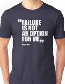 Conor McGregor - Quotes [Failure] T-Shirt
