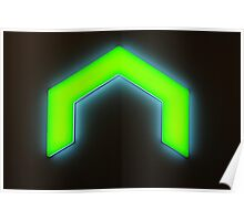 Unidentified walled object Poster