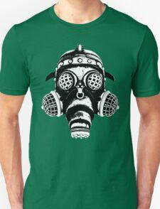 Steampunk/Cyberpunk Gas Mask #1A T-Shirt