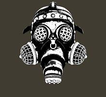 Steampunk/Cyberpunk Gas Mask #1A Unisex T-Shirt