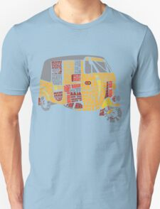 INDIAN AUTO TYPOGRAPHY T-Shirt