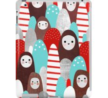 Gingerbread Spirits iPad Case/Skin