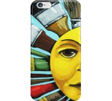 Sun - CBS Sunday Morning Show iPhone Case/Skin