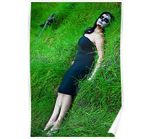 Dia de los Muertos Valentino 01 Poster