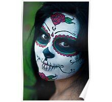 Dia de los Muertos Valentino 03 Poster