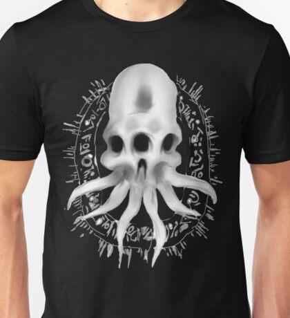 Alien Skull B Unisex T-Shirt