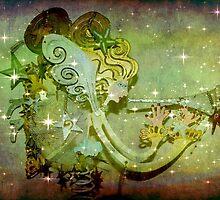 Musical Angel ©  by Dawn M. Becker