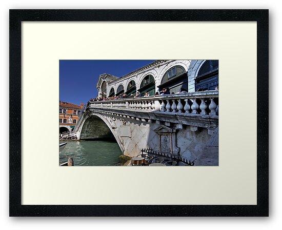 Rialto Bridge - Venice by paolo1955