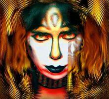 Vinnie Vincent: Pyro Pharaoh by KirneH001