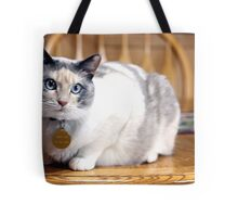 Beautiful Blue Eyes Tote Bag