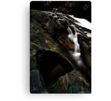 The Eye of the River Pemigewasset Canvas Print
