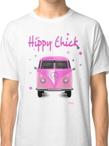 Hippie Chick Classic T-Shirt