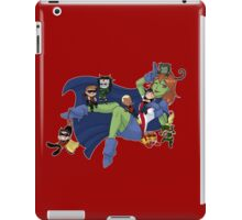 Young Justice Chibi Attack iPad Case/Skin