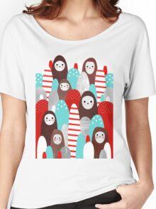 Gingerbread Spirits Women's Relaxed Fit T-Shirt