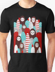 Gingerbread Spirits Unisex T-Shirt