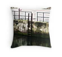 Ladder Throw Pillow