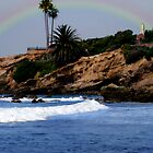 Laguna Beach, California by Roger Sampson