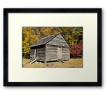 The Bales Place Framed Print