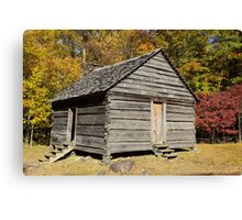 The Bales Place Canvas Print