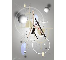 Portrait Abstract Photographic Print